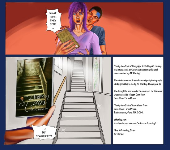 Forty-two Stairs Comic, Part 2